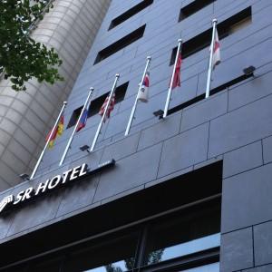 SRホテル ソウル。